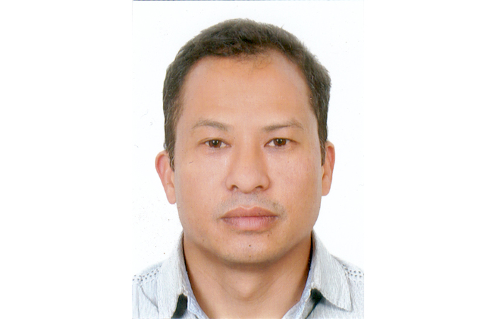 Laxman Bahadur Gharti