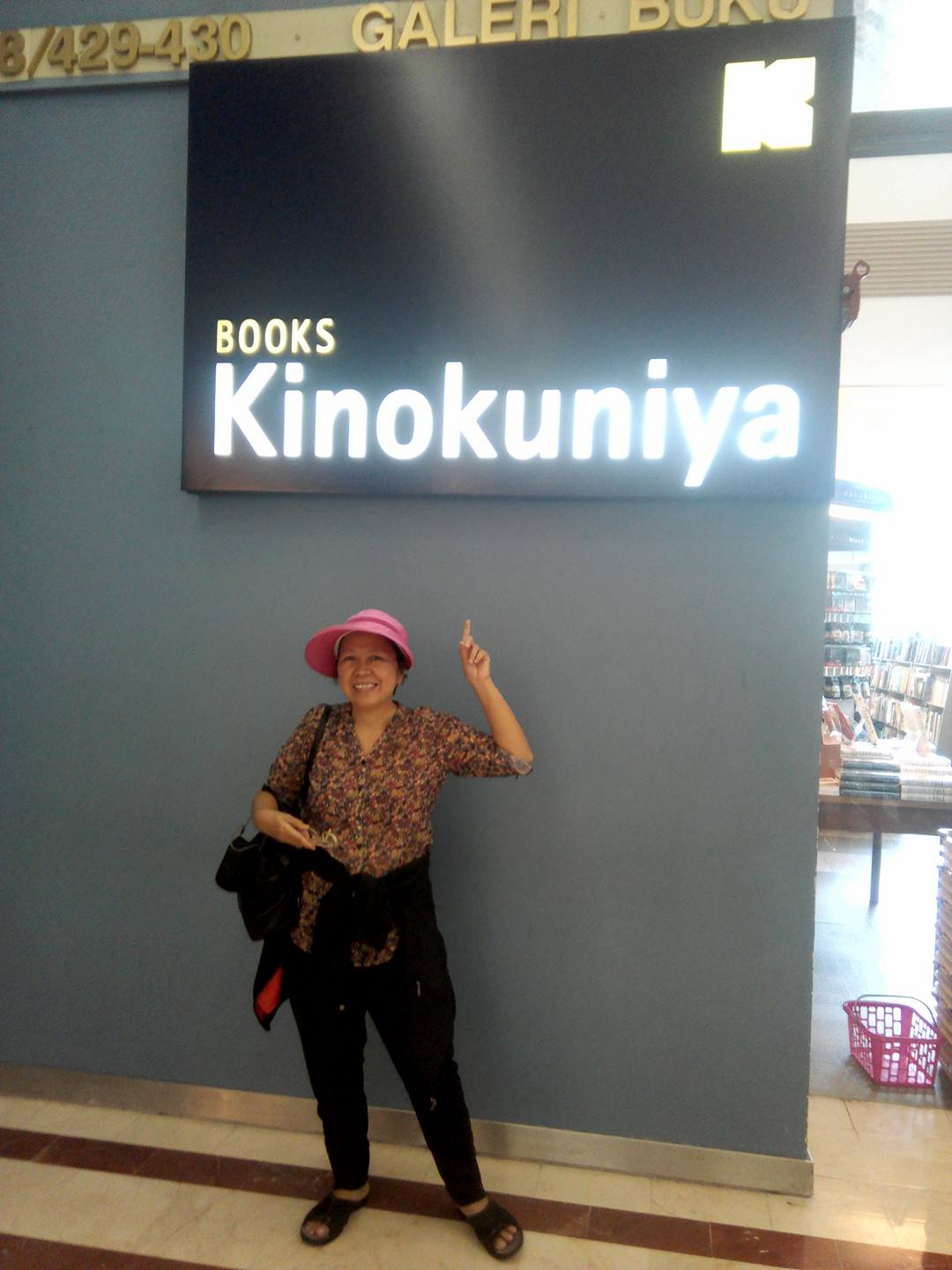 Am curious! What does this word Kinokunia mean?